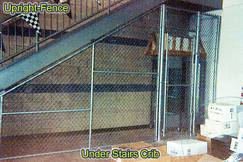 cribs and cages fencing upright fence westland mi